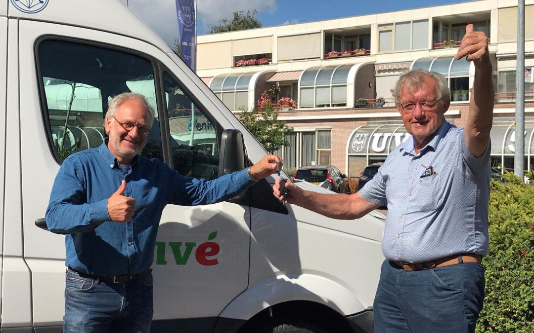 Vervoersdienst voor ouderen in Putten en Nijkerk